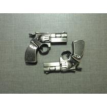 Pen Drive | 8gb | Arma | Revólver | Pistola | Metal
