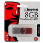 Kit Com 10 Pen Drive 8gb Kingston - Lacrado - Original
