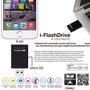 Pendrive Ipad Iphone 5/5c/5s/6 Lightning I-flash Hd Micro Sd