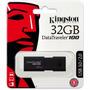 Pen Drive 32gb G3 Usb3.0 Dt100g3 Data Traveler 100 Kingston