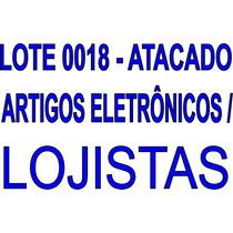 Lote De Produtos-atacado-0018-eletrônicos E Informática