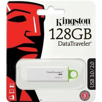 Pen Drive Kingston Datatraveler Generation 4 128gb