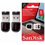 Mini Pen Drive Sandisk Cruzer Fit 8gb Usb 2.0/3.0
