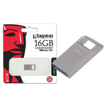 Pen Drive Usb 3.0 Kingston Dtmc3/16gb Datatraveler Micro 3.1