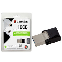 Pen Drive Kingston Para Smartphones Dt Duo Mania Virtual