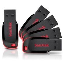 2 Pendrives Sandisk 16gb 100% Original Temos O Melhor Preço!