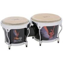 Bongo Lp Aspire Santana Abraxas Series Lpa602-snb
