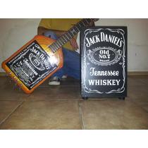 Cajón - Jack Daniel`s Eletroacustico