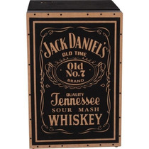 Cajon Elétrico Inclinado Jack Daniel