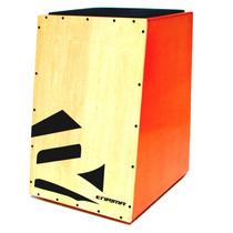 Cajon Instrumento De Caixa Acústica Carron Elétrico Profissi