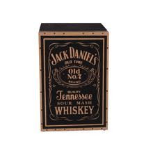 Cajon Jp Inclinado Eletrico Jack Daniels Percussão