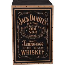 Cajon Acústico Inclinado Jack Daniel