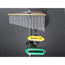 Estante + Carrilhão N1 Luxo + Blocos Sonoros E Multiclamp I