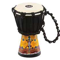 Mini Djembe Meinl Gecko Design 4 1/2 (19290)