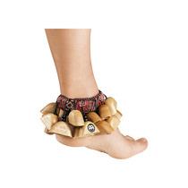 Foot Rattle Shaker Meinl Canela Ou Pé Cajón Lindo Timbre
