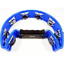 Pandeiro Meia Lua Stage - Azul