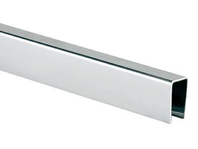 Perfil u de alum nio barra 6mts r 35 65 no mercadolivre - Perfil aluminio u ...