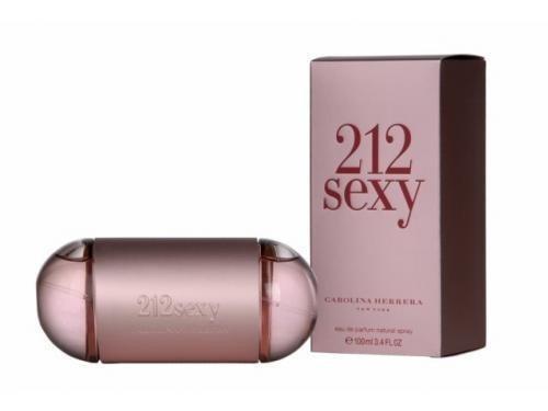 Perfume 212 Sexy Feminino Carolina Herrera 100ml ( Original)