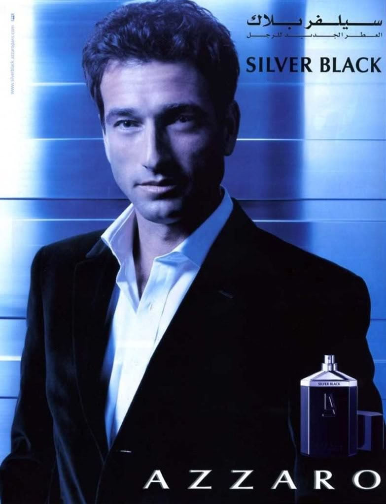 silver black azzaro avis