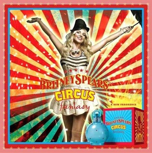 Perfume Circus Fantasy Britney Spears Eau De Parfum 100ml