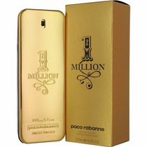 Perfume One Million 200ml Original/ Lacrado A Pronta Entrega