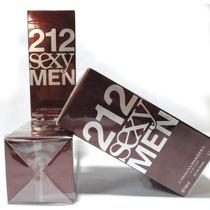 Perfume 212 Sexy Men 100ml Carolina Herrera Importado Usa