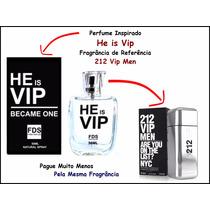 Perfumes Importados 212 Vip E Muito + Similares *imperdível