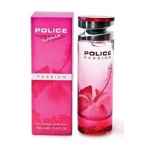 Perfume Police Passion Feminino 100ml Edt - Original
