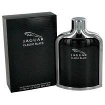 Perfume Jaguar Classic Black 100ml Eau De Toilette Original