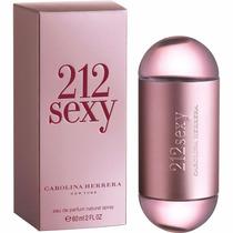 Perfume 212 Sexy Fem 60 Ml - Original E Lacrado