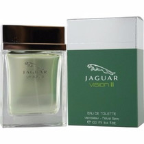 Perfume Jaguar Vision Ii For Men 100ml Edt - Original