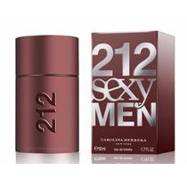 Carolina Herrera 212 Sexy Men 50ml Masculino | 100% Original