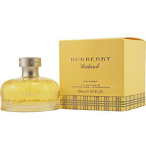 Perfume Feminino Burberry Weekend 100ml -100% Original