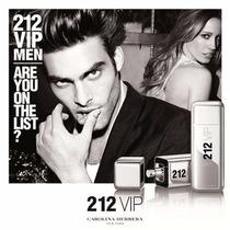 Perfume Masculino Carolina Herrera 212 Men 100 Ml Edt +brind