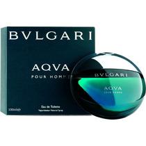Perfume Bulgari Aqva Pour Homme 100ml Original E Lacrado