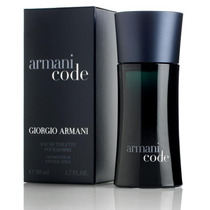 Giorgio Armani Code Masculino Decant / Amostra 5ml Original