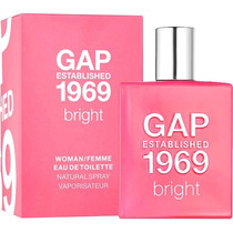 Perfume 1969 Bright Gap Eau De Toilette 100ml-12x S/j
