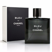 Perfume Masculino Bleu De Chanel 100ml Edt-lacrado