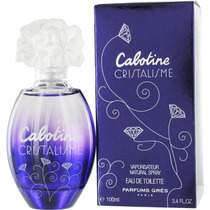 Perfume Cabotine Cristalisme Parfums Grès Edt Feminino 100ml