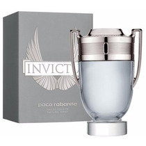Perfume Paco Rabanne Invictus 100ml 100% Original - Lacrado