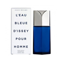 Perfume Issey Miyake Leau Bleue Dissey Pour Homme Edt 125ml