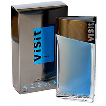 Perfume Azzaro Visit 100 Ml - Original E Lacrado -