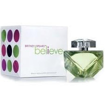 Perfume Britney Spears Believe 100ml Feminino 100% Original