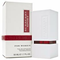 Perfume Burberry Sport For Women 50 Ml - Original E Lacrado