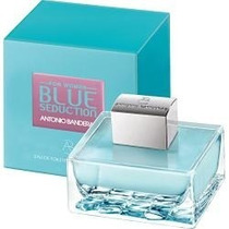 Perfume Feminino Blue Seduction Edt Antonio Banderas 100ml.