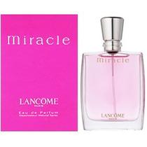 Amostra Perfume Importado-miracle De Lancome-fem-1,5ml