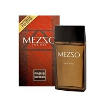 Mezzo - Masculino - Eau De Toilette - Edt 100 Ml