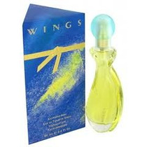 Perfume Wings Giorgio Beverly Hills For Women Edt 90ml Novo