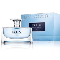 Perfume Bvlgari Blv I I Eau De Parfum Feminino Original 75ml