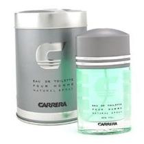 Perfume Carrera Masculino 100 Ml 100% Original Na Lata